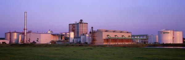 Wall Art - Photograph - Corn Ethanol Processing Plant by David Nunuk