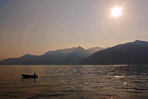 Lake Maggiore Photograph - Lake Maggiore by Joana Kruse