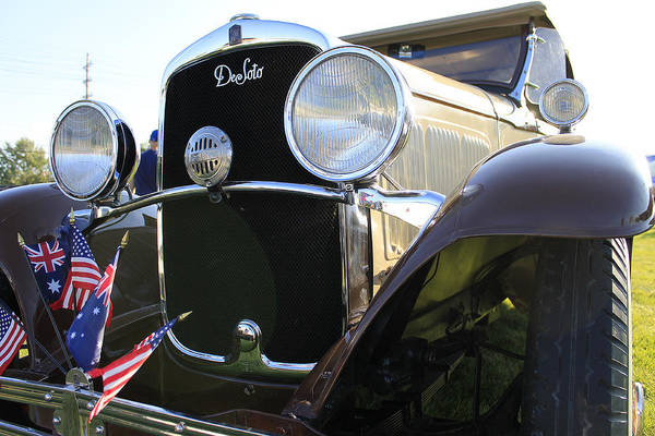 Photograph - 1930 Desoto Ck Roadster 2 by Scott Hovind