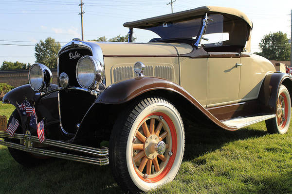 Photograph - 1930 Desoto Ck Roadster by Scott Hovind