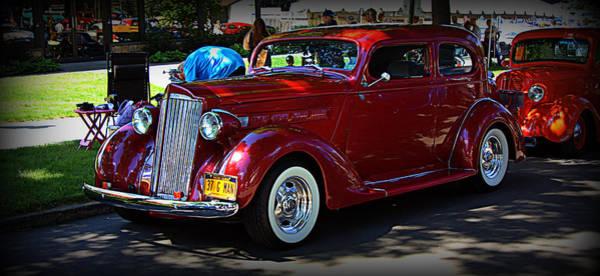 1937 Packard 115c by Tam Graff