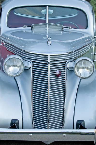 Photograph - 1937 Studebaker  by Jill Reger