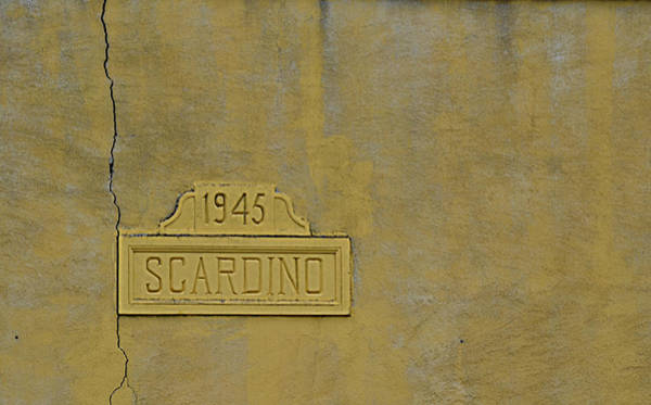 Wall Art - Photograph - 1945 Scardino by Nikki Marie Smith