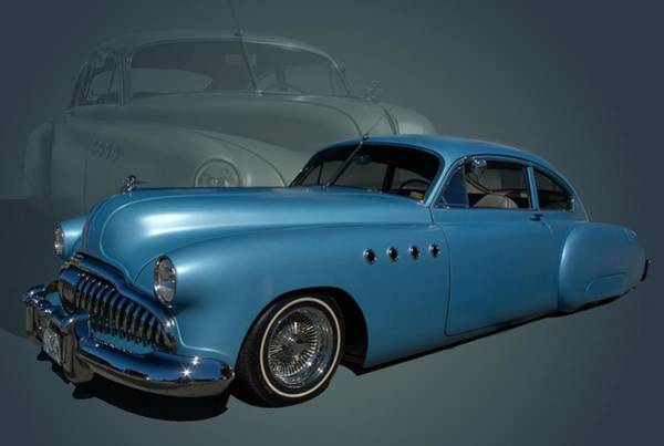 Photograph - 1949 Buick Custom Low Rider by Tim McCullough