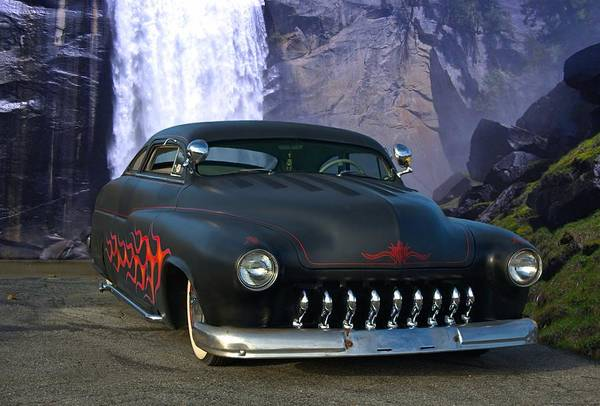 Photograph - 1949 Mercury Low Rider by Tim McCullough