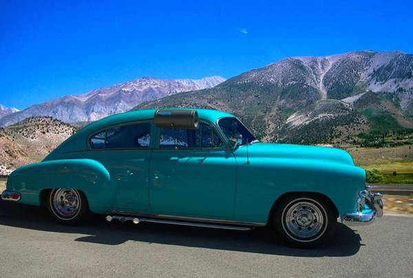 Photograph - 1950 Chevrolet Street Rod by Tim McCullough