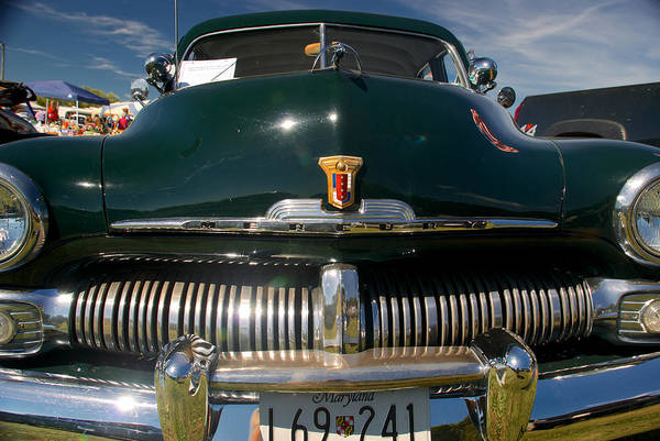 Photograph - 1950 Mercury Front by Mark Dodd