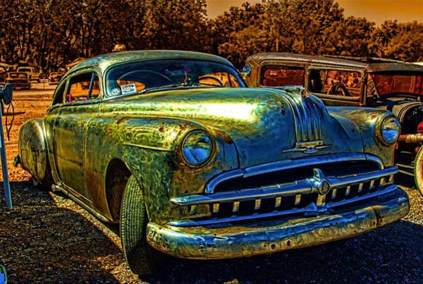 Photograph - 1950 Pontiac Low Rider by Tim McCullough