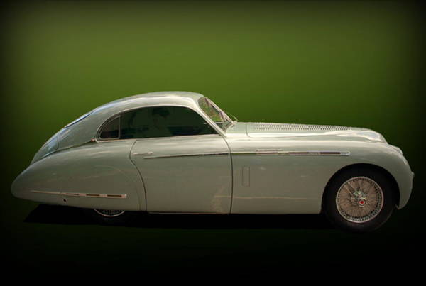Photograph - 1950 Talbot Lago by Tim McCullough
