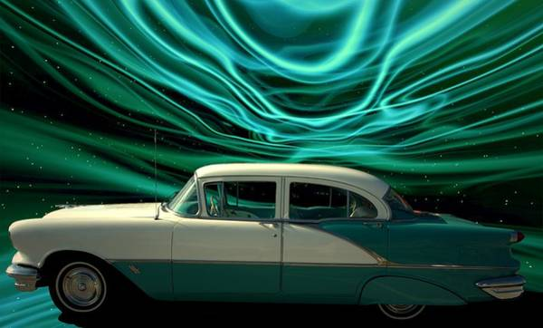 Photograph - 1956 Oldsmobile Super 88 by Tim McCullough
