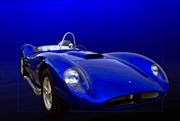 Photograph - 1958 Scarab Replica Sports Car by Tim McCullough