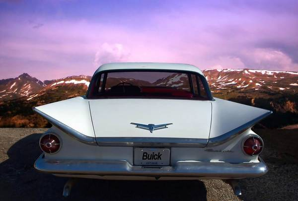 Photograph - 1959 Buick Lesabre by Tim McCullough
