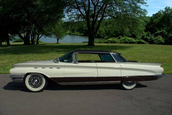 Photograph - 1960 Buick Electra by Tim McCullough