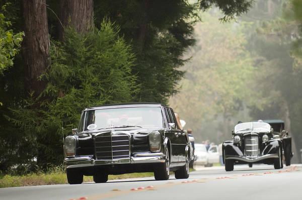 Wall Art - Photograph - 1969 Mercedes-benz 600 Presidential Landaulet by Jill Reger