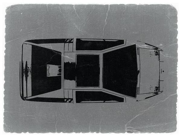 Concept Cars Photograph - 1972 Maserati Boomerang by Naxart Studio