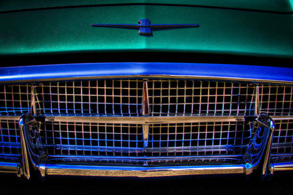 Photograph - 1960 Ford Thunderbird by David Patterson