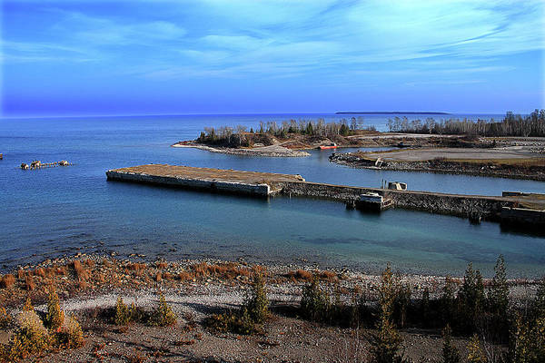 Photograph - Abandoned Port by Scott Hovind