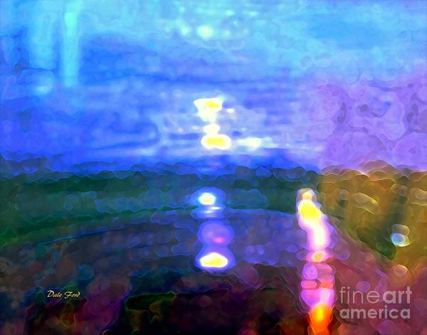 Digital Art - Abstract by Dale   Ford