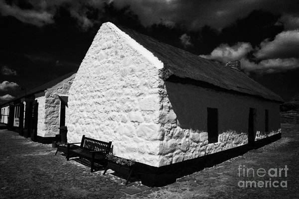 Wall Art - Photograph - Ancestral Home Of Chester A Arthur 21st President Of The United States Arthur Cottage Cullybackey by Joe Fox