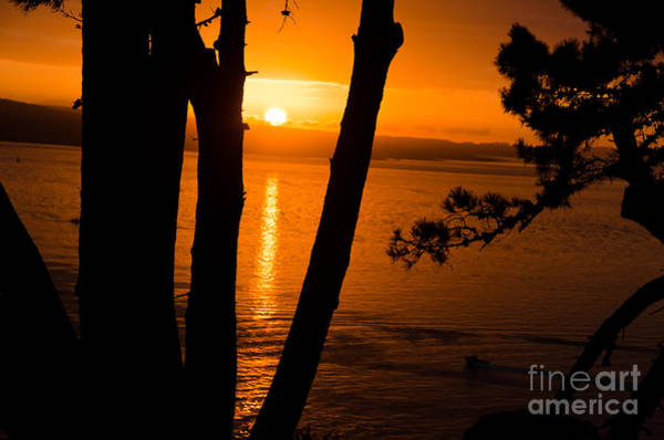 Devonport Wall Art - Photograph - Auckland Sunrise by Yurix Sardinelly