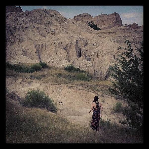 Surrealism Photograph - Badlands by Cody Proctor