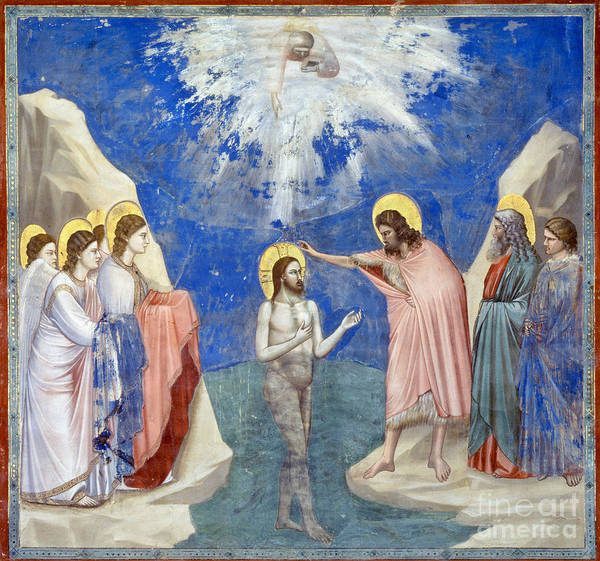 Wall Art - Photograph - Baptism Of Christ by Granger