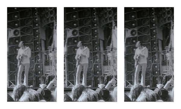 Phil Lesh Photograph - Bob Weir Grateful Dead 74 Dsm Ia by Tim Donovan