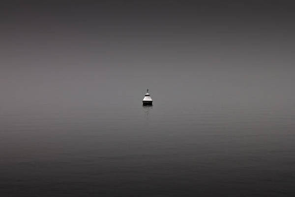 Ticino Photograph - Buoy by Joana Kruse