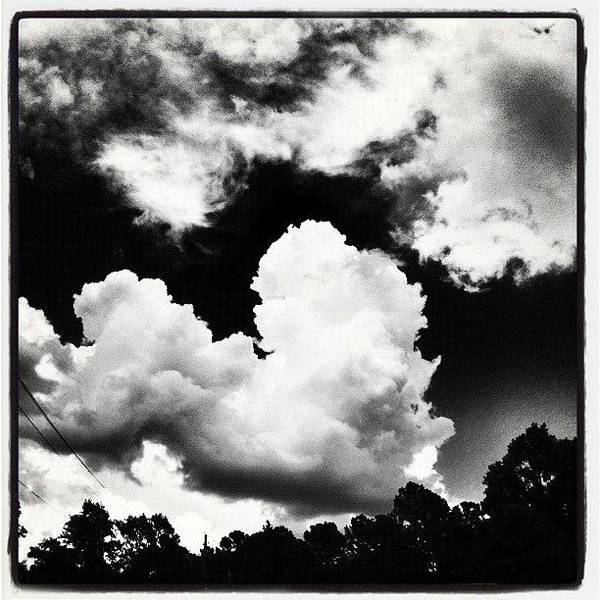 Eden Wall Art - Photograph - Cloud Porn by Dave Edens