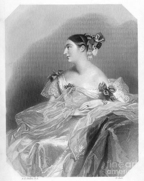 Mistress Photograph - Countess Teresa Guiccioli by Granger