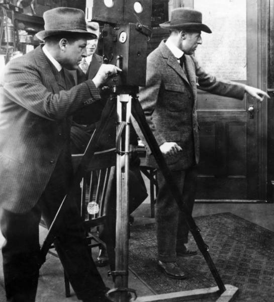 D W Griffith Photograph - D.w. Griffith (1875-1948) by Granger