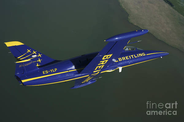 Photograph - Flying With The Aero L-39 Albatros by Daniel Karlsson