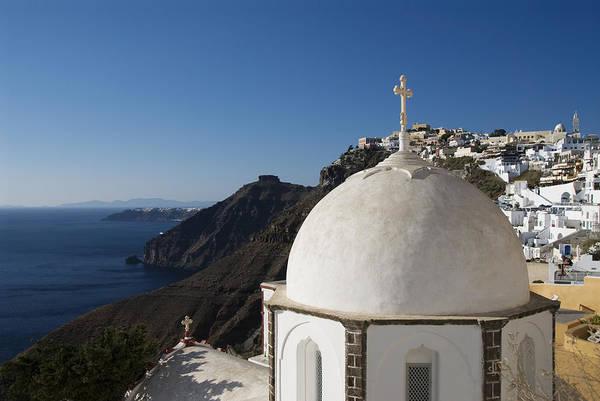 Wall Art - Photograph - Greek Orthodox Church by Gloria & Richard Maschmeyer
