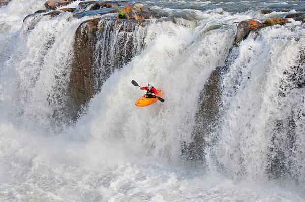 Wall Art - Photograph - Kayaking by Elijah Weber