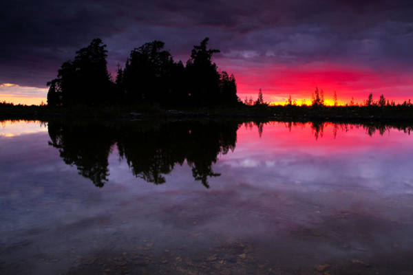 Huron Wall Art - Photograph - Lake Huron Sunset by Cale Best
