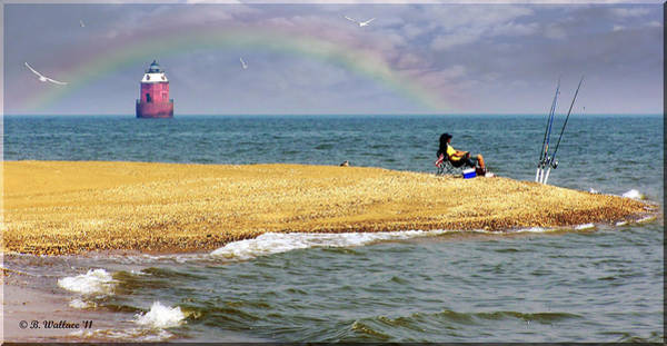 Sandy Point State Park Photograph - Land Of Pleasant Living by Brian Wallace