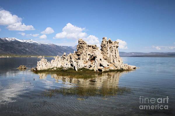 Photograph - Mono Lake Tufas by Adam Jewell
