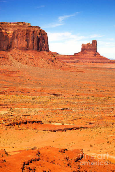 Navajo Indian Reservation Photograph - Monument Valley by Jane Rix