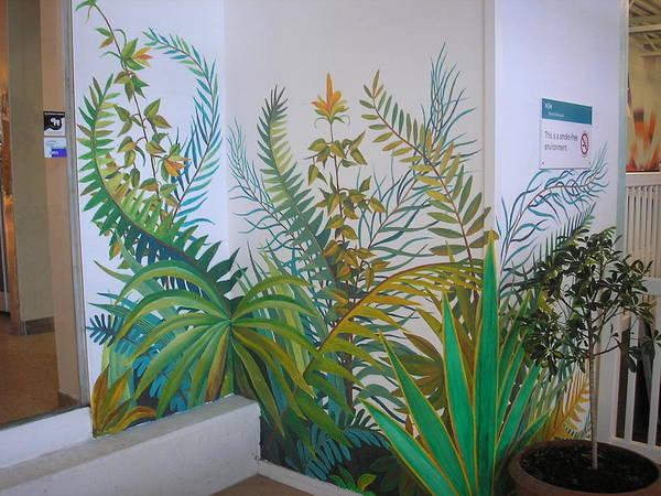 Painting - Mural by Igor Postash