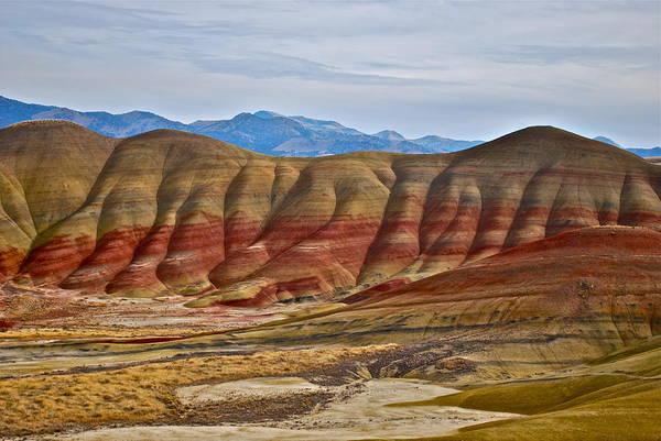 Wall Art - Photograph - Painted Hills by Dorota Nowak