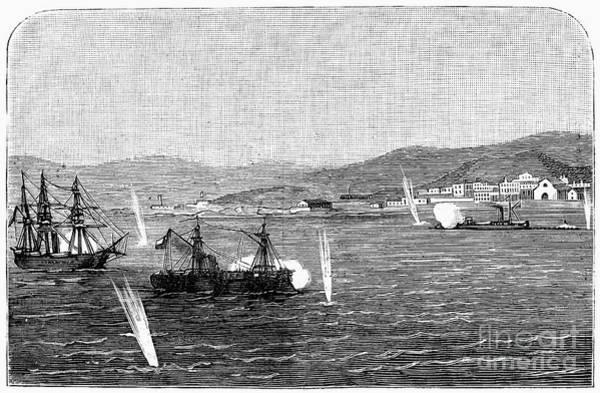 Arica Photograph - Peru: Arica, 1880 by Granger