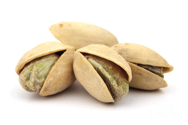 Wall Art - Photograph - Pistachios by Blink Images
