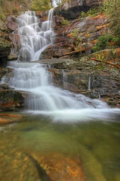 Photograph - Ramsey Cascade by Doug McPherson
