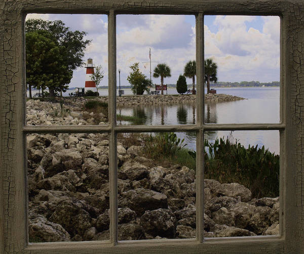 Photograph - Room With A View by Randy Sylvia