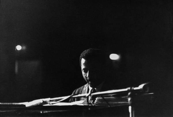 Photograph - Teddy Wilson (1912-1986) by Granger