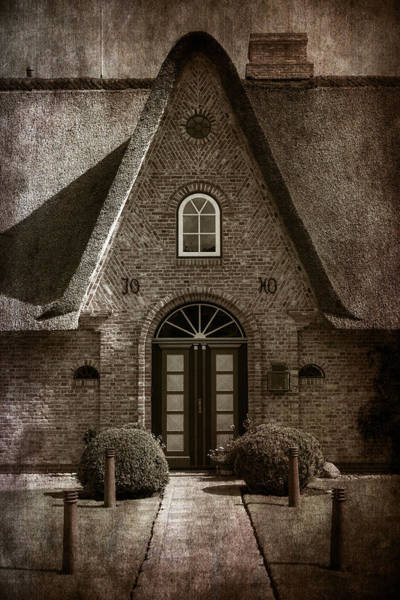 House Wall Art - Photograph - Thatch by Joana Kruse