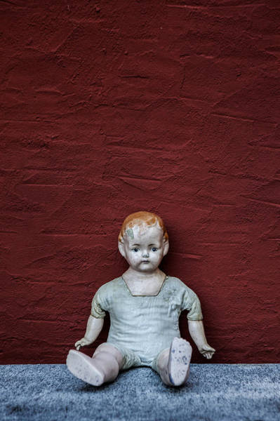 Doll House Photograph - The Doll by Joana Kruse