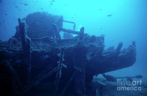 Wall Art - Photograph - The L'espignole Shipwreck by Sami Sarkis