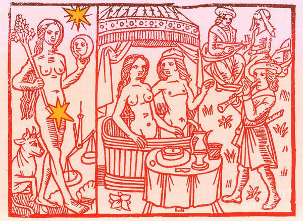 Photograph - Venus, Roman Goddess Of Love by Science Source