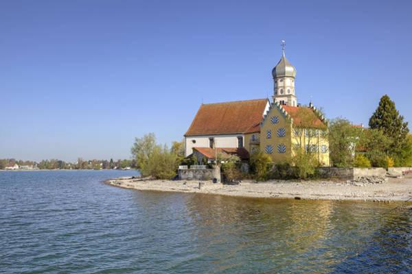 Lake George Photograph - Wasserburg by Joana Kruse